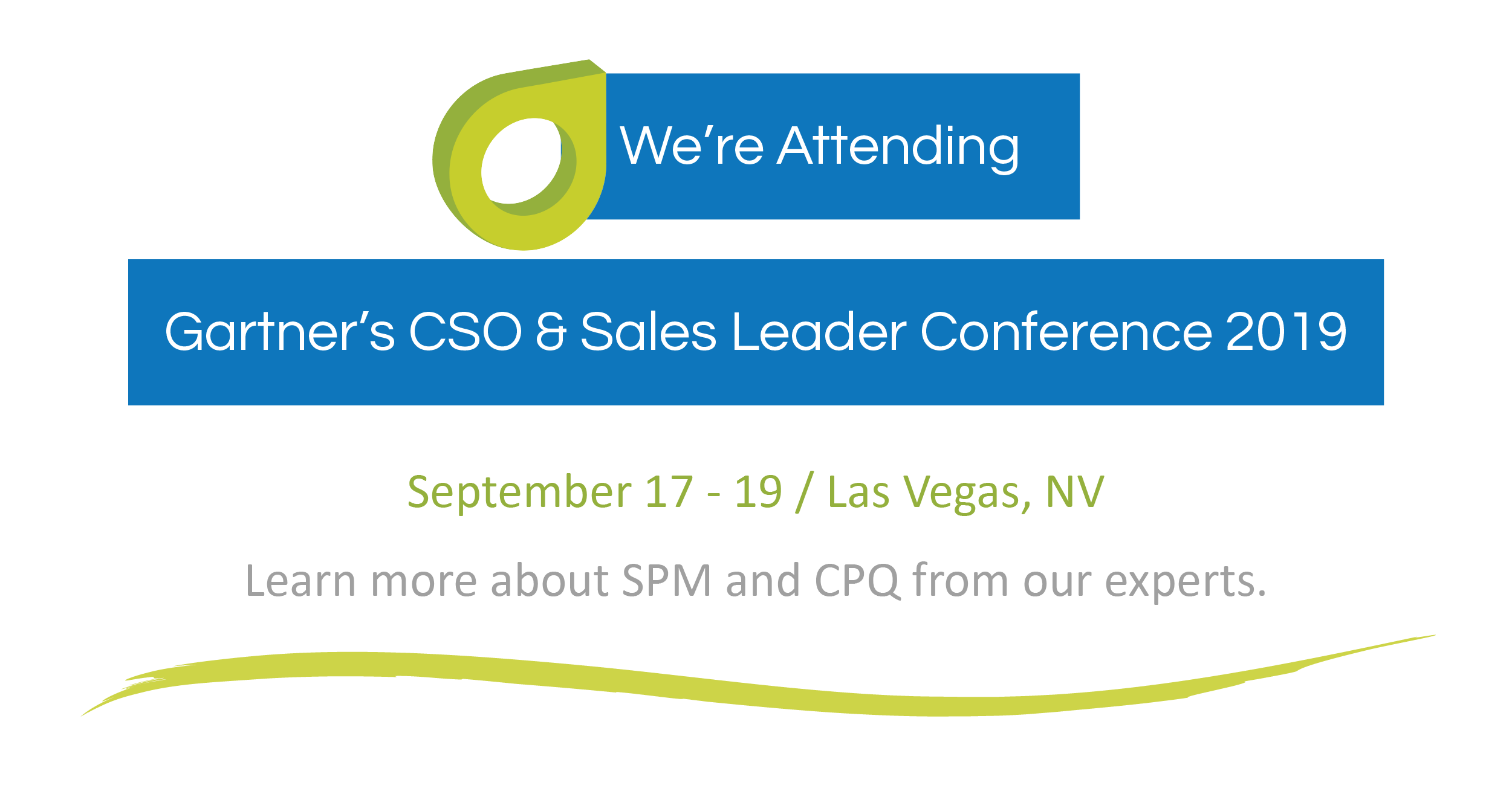 Why Morgan Cosentino is attending the Gartner CSO & Sales Leader Conference