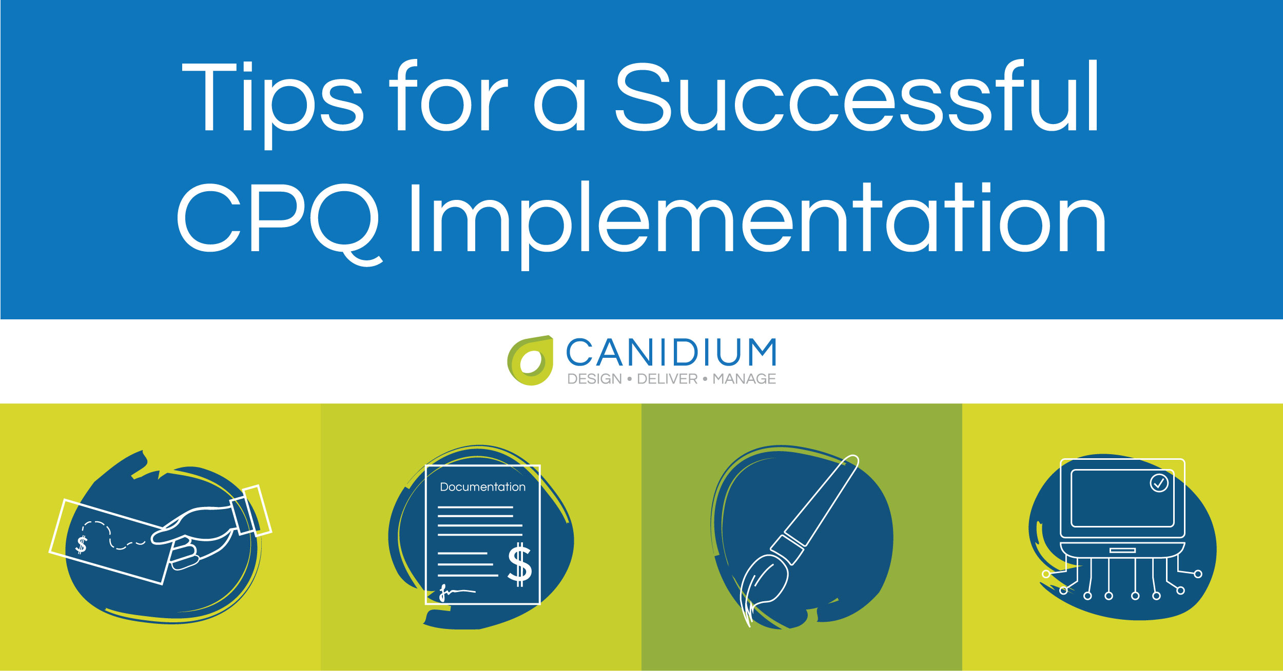 Tips for a Successful CPQ Implementation