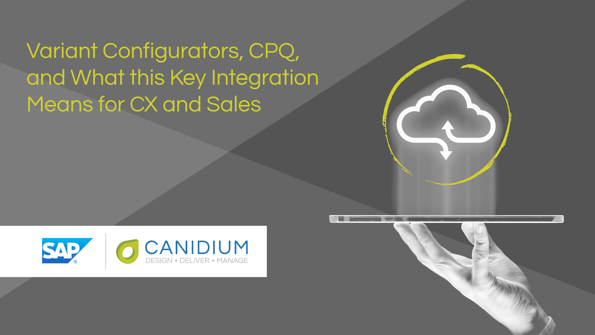 Variant Configurators, CPQ, and What this Key Integration Means for CX and Sales