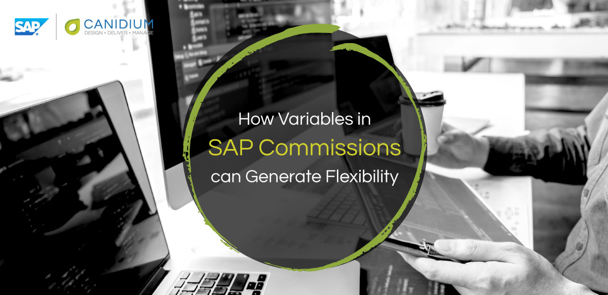How Variables in SAP Commissions can Generate Flexibility